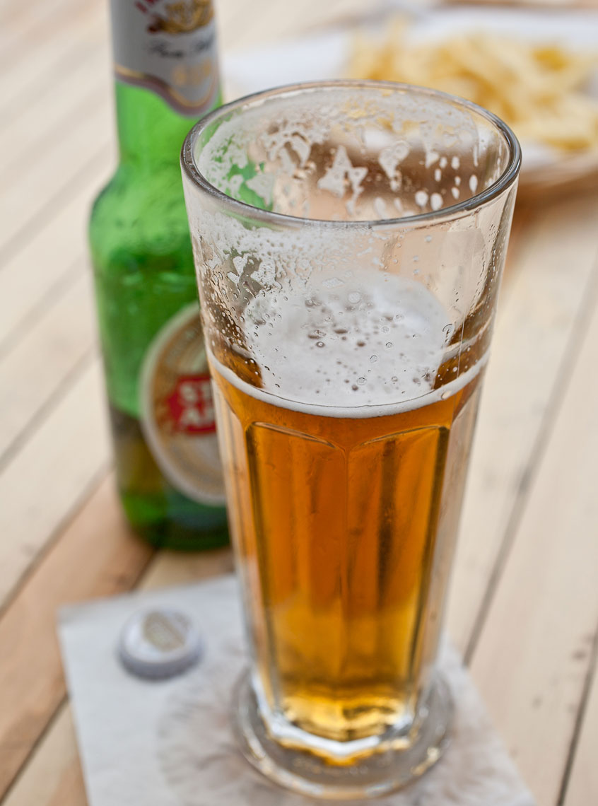 Stella Artois Drink Photo