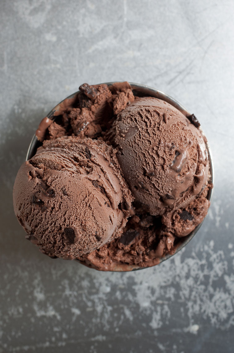 Chocolate Chocolate Ice Cream