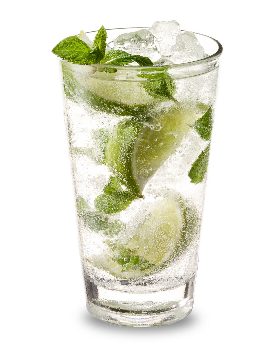 Mojito Beverage Photography