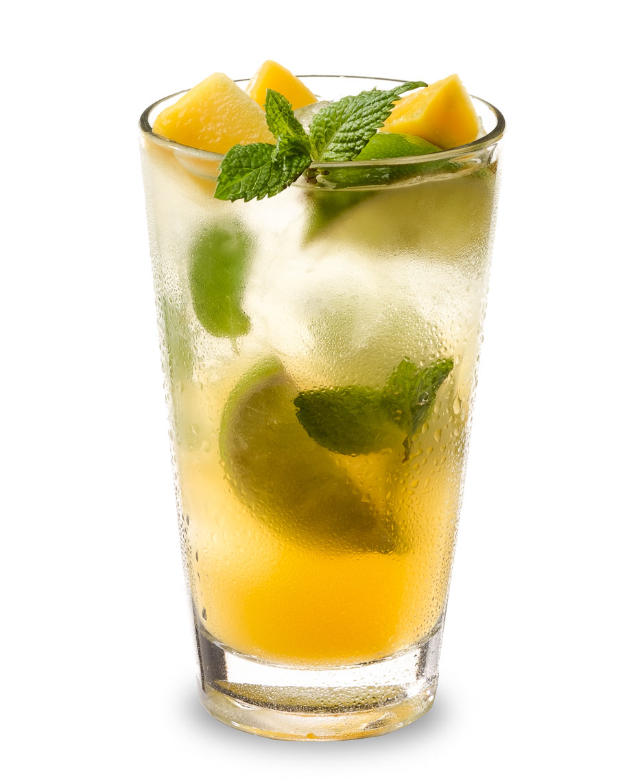 Mango Mojito Drink Photo