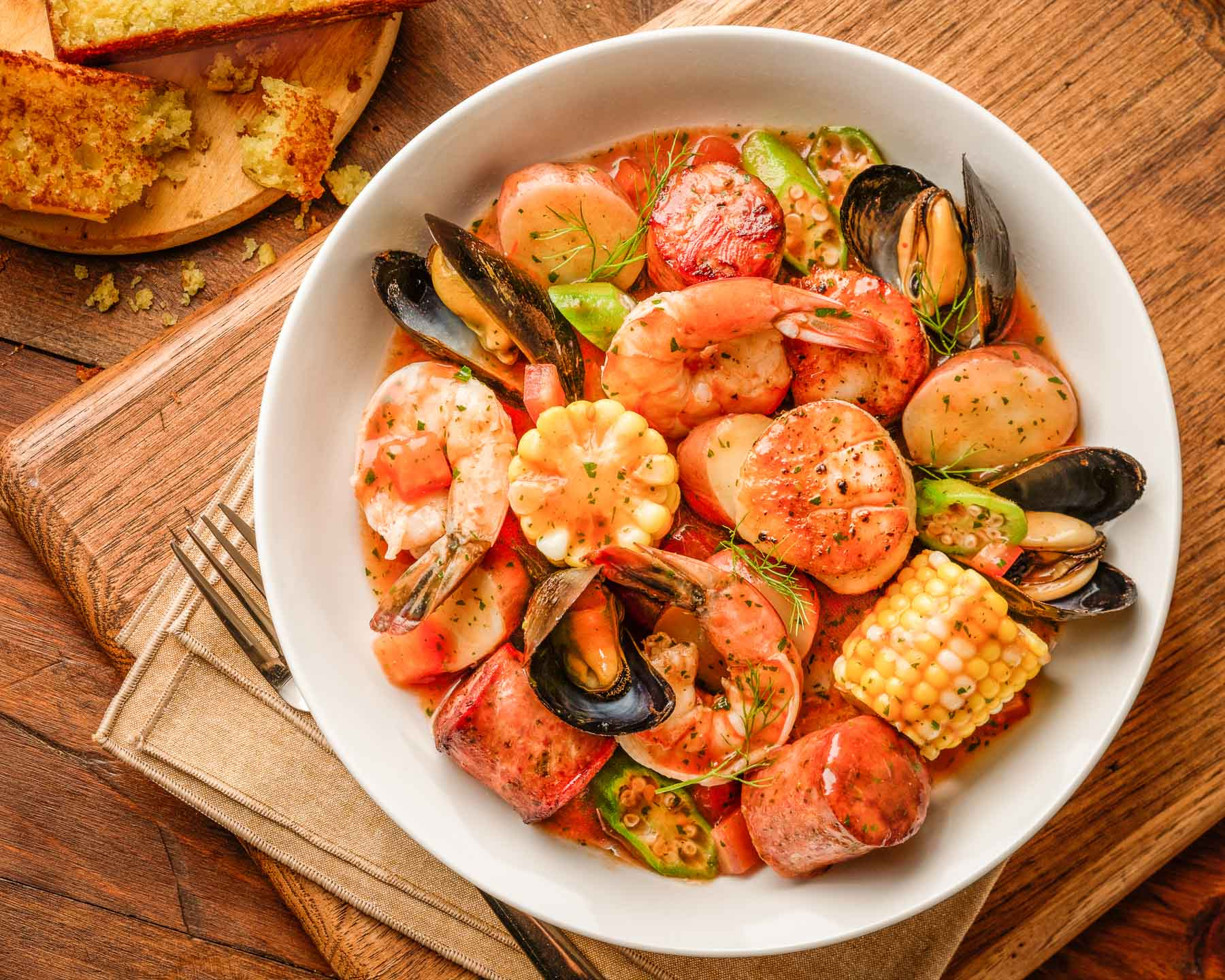 Frogmore Stew Photo