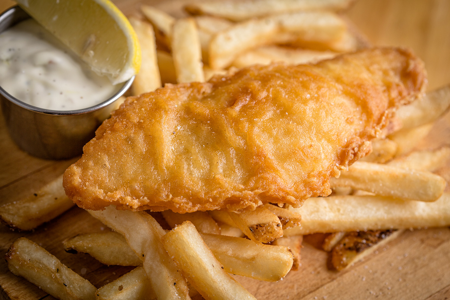 Fish N Chips Food Photo