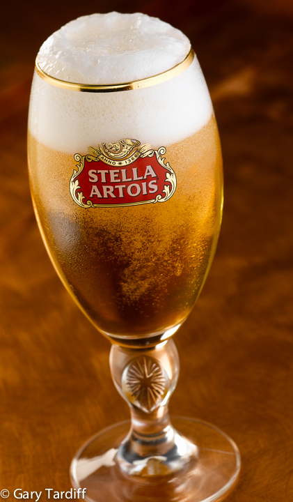 Stella Beverage Photo