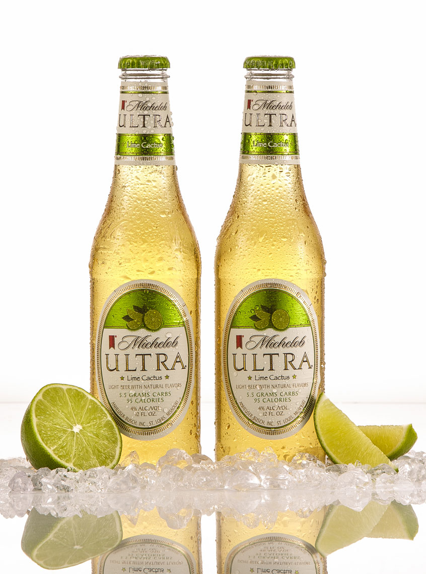 Michelob Ultra Lime Beverage Photo